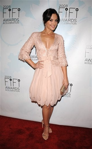At The FIFI Awards, The Fashion Only Sorta Stunk