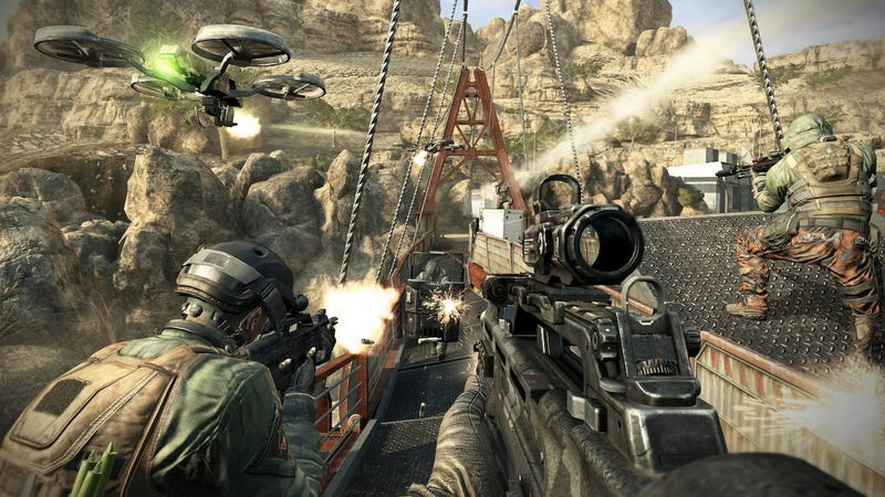 Call of Duty: Black Ops II Will Feature Multiplayer Live-Streaming Via YouTube