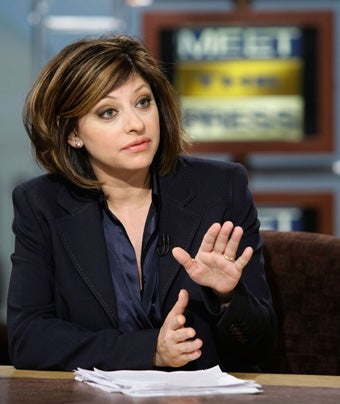 Maria Bartiromo Is Not 'Money Honey' Anymore