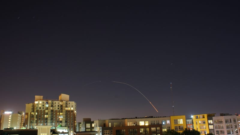 Last Night's LADEE Launch Was Absolutely Spectacular