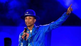 Pharrell Criticized Michael Brown's 'Bully-ish' Behavior in <em>Ebony</em>