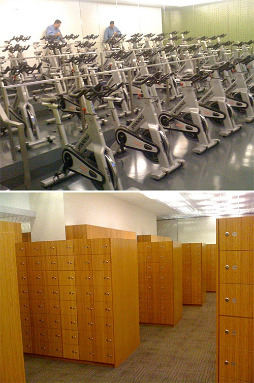 The Search for the World's Most Powerful Locker Room