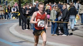 What Happened to the Runner Who Shit Himself During a Half-Marathon?