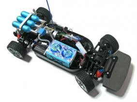 Retrofit Your R/C Car to Run on Hydrogen!