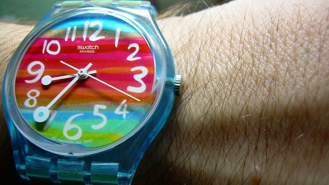 People Are Wearing Watches Now