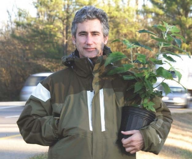 This Man Wants to Genetically Engineer Trees to Save the World