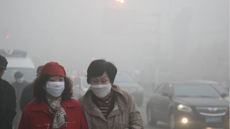 China Buys More Cars Than Anyone Ever, Has The Pollution To Prove It