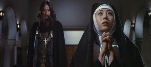 What's With The Nuns, Japan?
