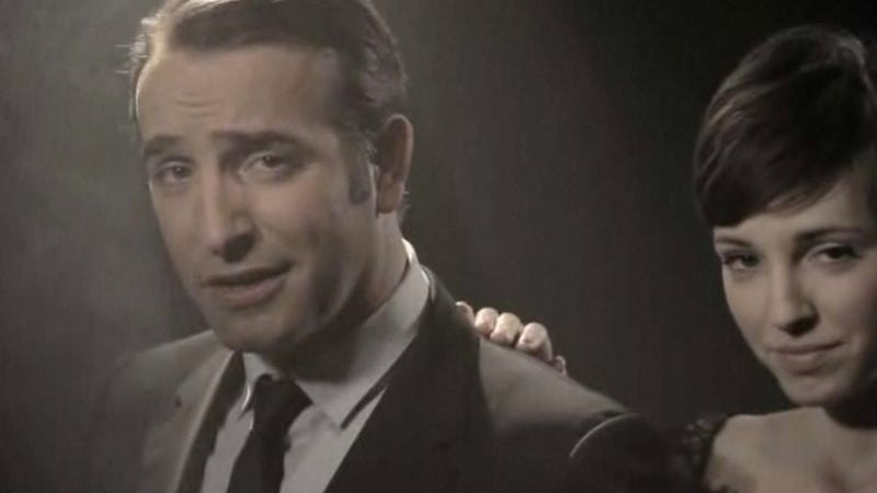 A New Way to Feed Your Jean Dujardin Addiction