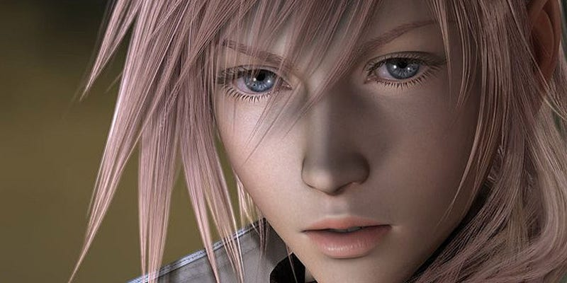Square Enix Doesn't Consider Final Fantasy XIII a JRPG