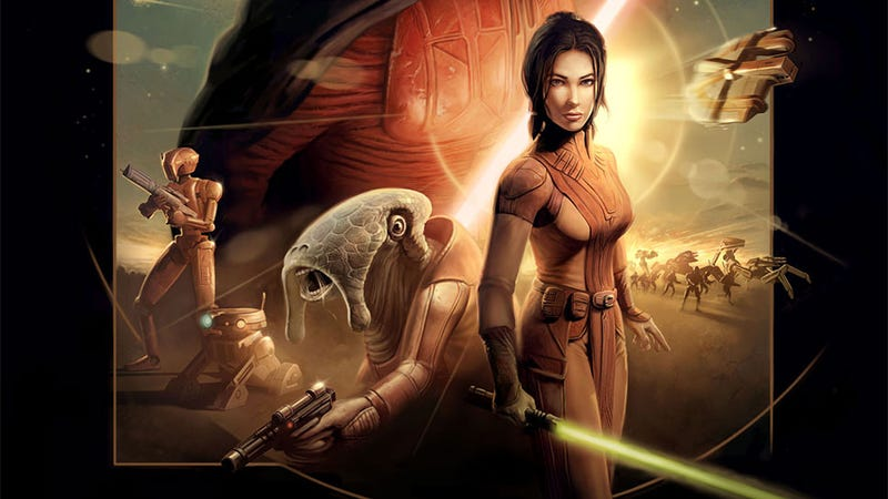 KOTOR Is Coming To The iPad