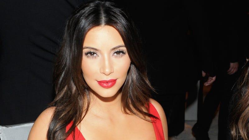Kim Kardashian Wants to Be a Singer Again