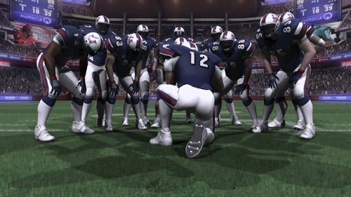 Introducing Soccer Relegation to American Football — in a Video Game
