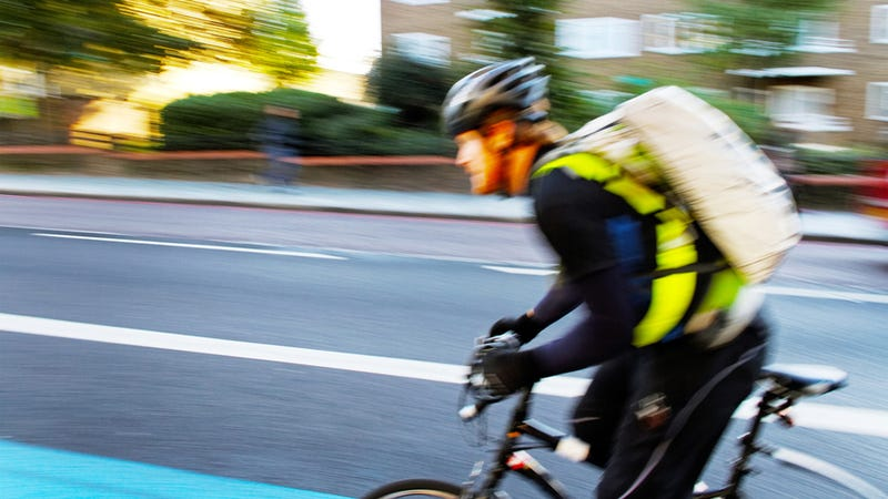 Now Brits Can Get The Morning After Pill Delivered via Bike Messenger
