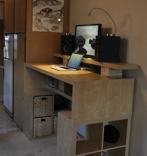 Standing Desks on the Cheap: The IKEA Guide
