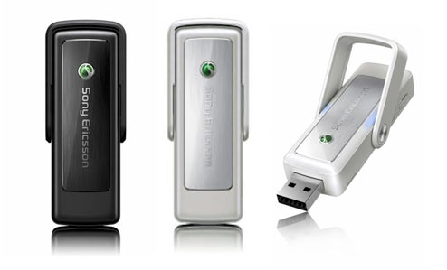 Sony Ericsson's HSPA Modems Triple-Up as Card Readers, GPS Receiver