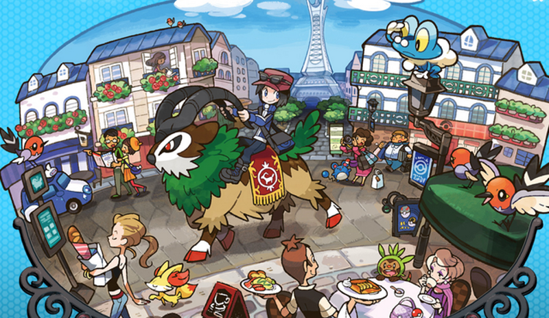 Pokemon X Versus Pokemon Y: Which To Buy