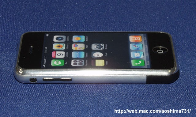 Guy Creates iPhone from Scratch, Even Better than the Real Thing