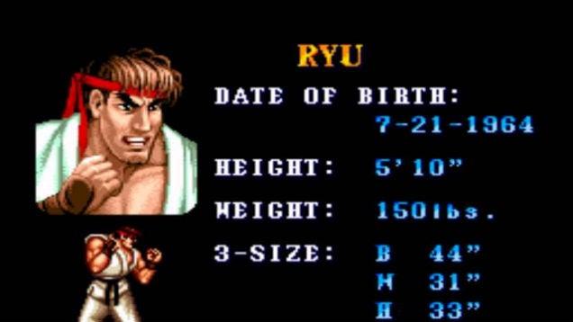 Happy Fiftieth, Ryu!