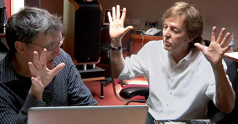 Is Paul McCartney Writing Music for Halo's Original Studio?