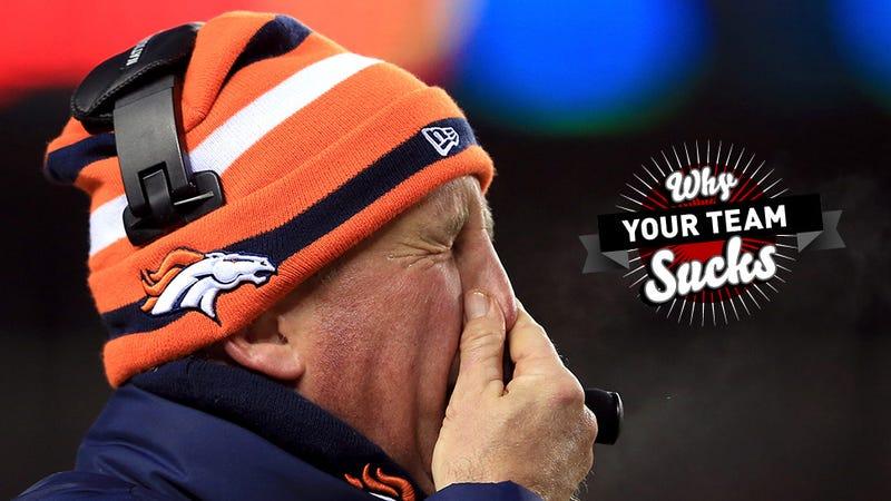 Why Your Team Sucks 2013: Denver Broncos