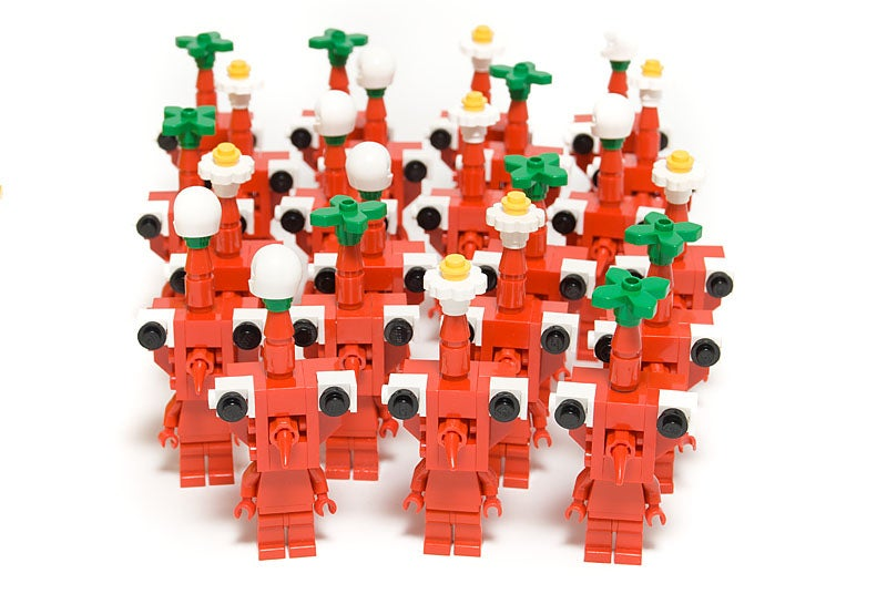 LEGO Pikmin? What An Awesome Idea