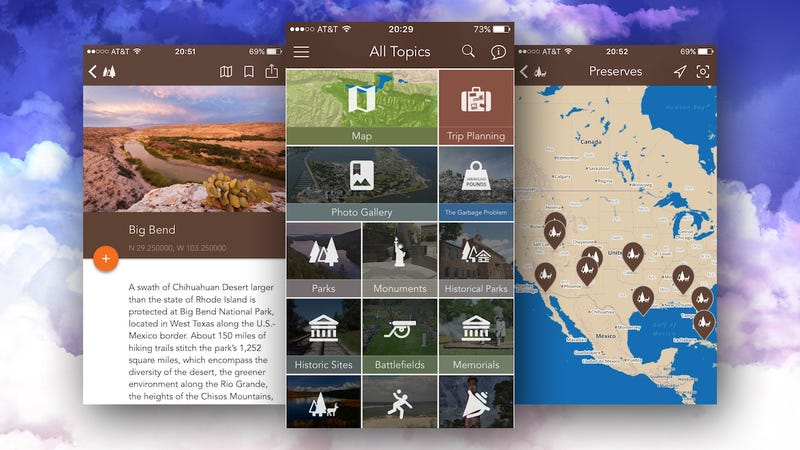 Chimani Helps You Plan Your Perfect National Park Trip