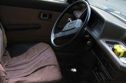 1983 Honda Civic Wagon