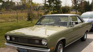 My friend's 1971 Plymouth Scamp