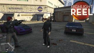 Damn, That <i>GTA</i> Mugger Is Bulletproof