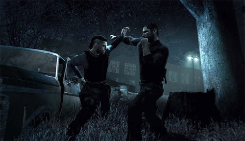 Splinter Cell Conviction To Co-op Once Again