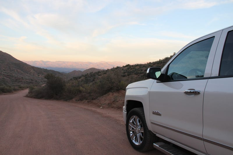 2014 Chevy Silverado 1500 High Country: The Truck Yeah! Review