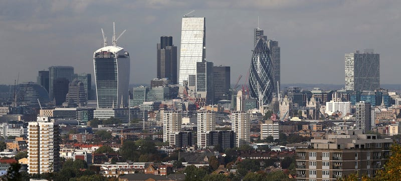 London Is Building 230 New Towers and 80 Percent of Them Are Housing