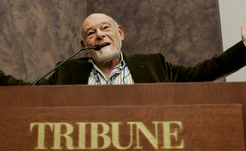 If Nothing Else Good Happens Today, at Least Sam Zell Is Getting Screwed