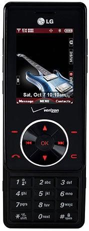 LG Chocolate Phone Reviewed (Verdict: Ham-Handed)