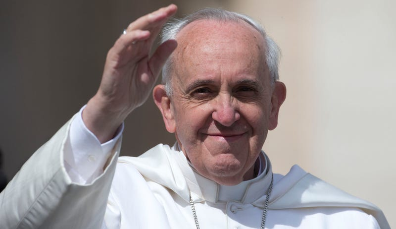 Pope Says Atheists Are A-OK By God