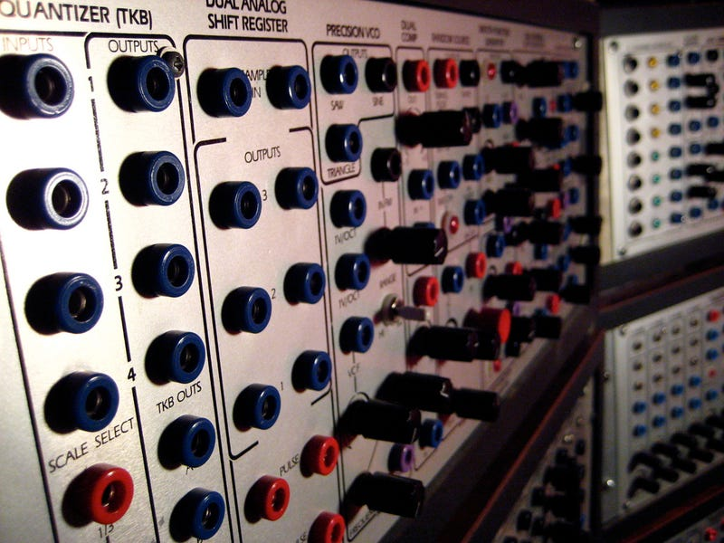 A Gallery of Knobs and Buttons...Because They're Amazing