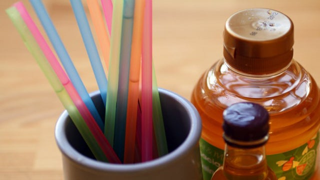 DIY Honey Sticks Add a Little Sweetness to Any Holiday Drink