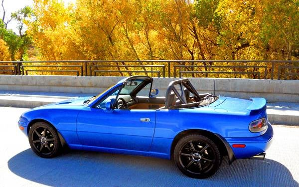 For $36,000, Me Oughta' Have A V8