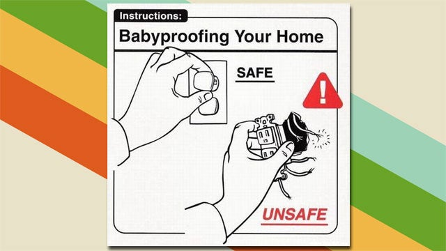 How to Baby-Proof a Room