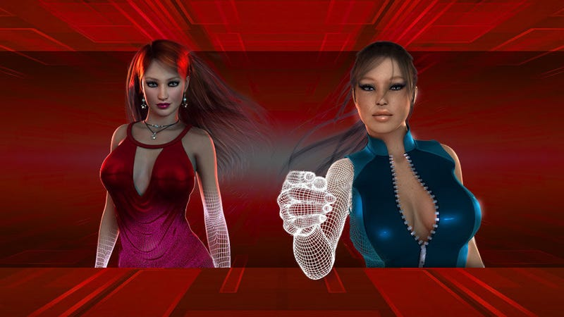 Oculus Rift VR headset to be used in Sinful Robots 'erotic encounters' video game