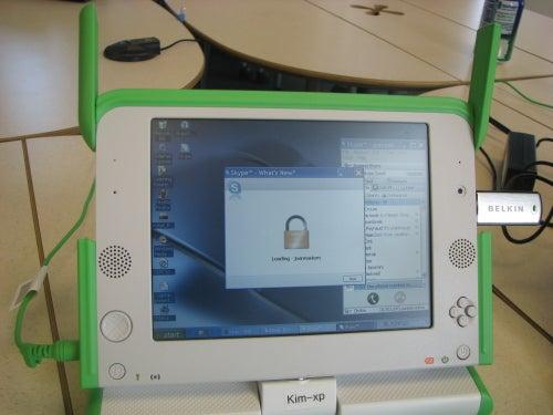 Windows XP On OLPC Gets Slowly Tested