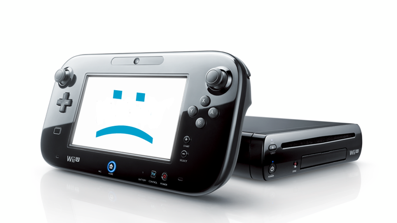 Wii U Sales Are Really, Really Bad