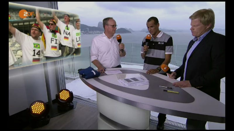 Brazil vs. Germany: Live Online Streaming Links