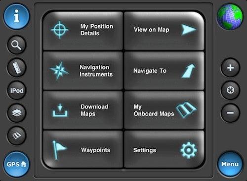 MotionX-GPS HD Gallery