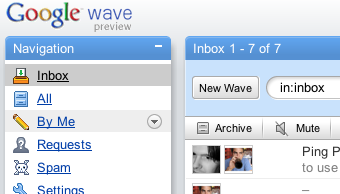 Have You Gotten Your Google Wave Invite?