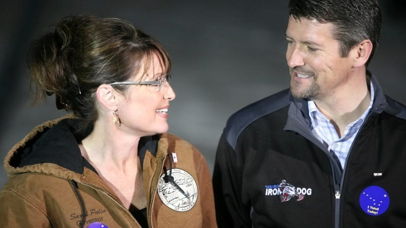 Sarah Palin Talked About Her Inevitable Divorce in Emails