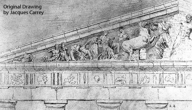 The Jerks Who Bombed the Parthenon