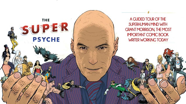 Grant Morrison says Batman is gay, internet basically shrugs