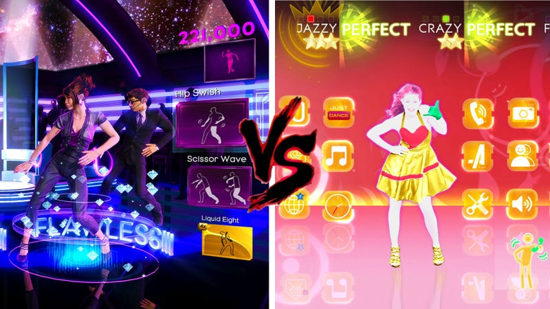 The Year's Two Biggest Dance Games Are Now Out. Time For A Dance-Off.